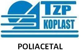 POLIACETAL - Techniczne Zaopatrzenie Przemysłu  KOPLAST  Katarzyna Dółka Łódź