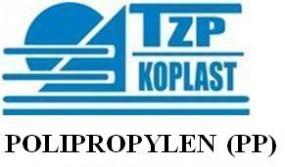 POLIPROPYLEN - Techniczne Zaopatrzenie Przemysłu  KOPLAST  Katarzyna Dółka Łódź
