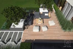 Projektowanie ogrodów - MIA studio projektowe Nowogard
