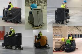 Doczyszczanie obiektów wielkopowierzchniowych - SIGOSYSTEM Profesjonalne Usługi Porządkowe Świdnica