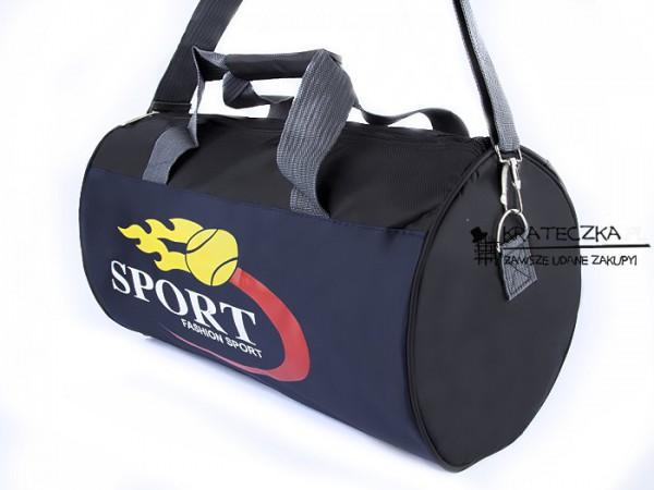 a1b6b69801dc8 Uniwersalna torba sportowa - na siłownię, wyjazd F46, Walizki - Łomianki  SKLEP KRATECZKA