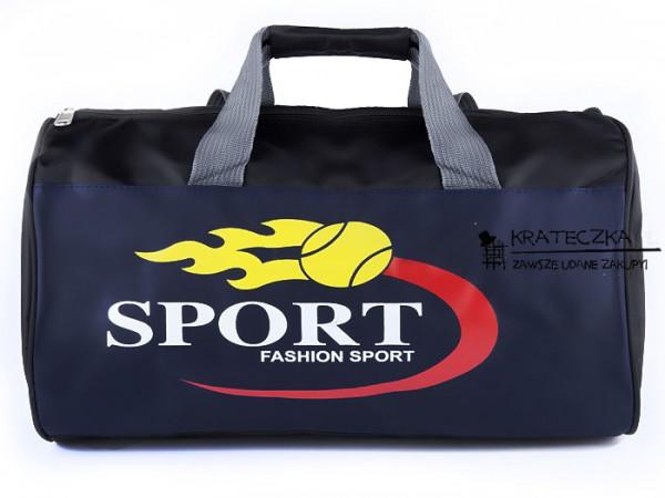 57ff9fab16f07 Uniwersalna torba sportowa - na siłownię, wyjazd F46, Łomianki - SKLEP  KRATECZKA