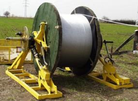 stojak kablowy - Amin - Wciągarki Hydrauliczne Omac Lubin