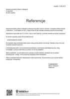 Referencja od firmy bezpieczna-strefa.pl Marcin Wasążnik