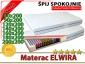 MATERAC SPRĘŻYNOWY 9 STREFOWY Elwira Exclusive Series PRO - MAREX Wieszczycki i Spółka Sp.j. Łódź