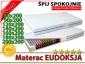 MATERAC SPRĘŻYNOWY 9 STREFOWY Eudoksja Exclusive Series PRO - MAREX Wieszczycki i Spółka Sp.j. Łódź