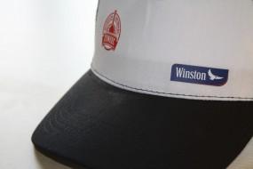Nadruk na czapce z daszkiem - Haft Komputerowy - Haftkomp - B. Szutkowska Kraków