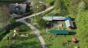 Pole campingowe - BRANDYSÓWKA Gospodarstwo Agroturystyczne Będkowice