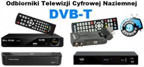 Dekodery DVB-T - Montaż ustawianie anten Lublin
