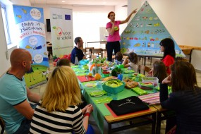 Rralizacja projektów promujących zdrowie - Instytut Żywienia i Rozwoju ELIGO Sopot