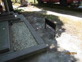 składana ławka cmentarna z montażem - PODOLSKIISYN Bartosz Podolski Toruń