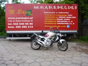 Kurs prawa jazdy kat. A, A2, A1, AM - Autoszkoła M.Bajon Łódź