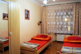 pokój gościnny - Szkolne Schronisko Młodzieżowe Łódź