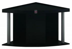 Diversa szafka narożna pod akwarium czarna - Sklep Zoologiczny Akwamaniak Częstochowa