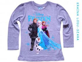 bluzka Frozen - CZUPURKI - odzież dziecięca, czapki, obuwie Mińsk Mazowiecki