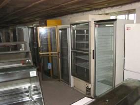 Używane szafy chłodnicze - Komis - Wyposażenie Sklepów i Gastronomii Modlniczka