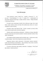 Referencja od firmy Starostwo Powiatowe w Leżajsku