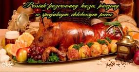Pieczony prosiak na wesela - Sklep mięsny Żeberko Opole
