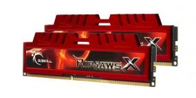 G.Skill RipjawsX DDR3 2x2GB 1600MHz CL9 F3-12800CL9D-4GBXL - SKomp - Sklep Komputerowy Paweł Pasturczak Pabianice