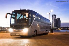 Wynajem autokaru - AutoComfort Przewóz osób, Transport VIP Sopot