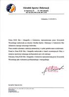 Referencja od firmy OSIR Goleniów