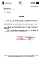 Referencja od firmy PCPR Goleniów