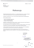 Referencja od firmy Sauridnet