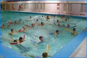 Aqua aerobik, Aqua zumba - Millenium Centrum Sportu Czeladź