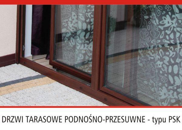 Drzwi Tarasowe Podnośno Przesuwne Typu Psk Pph Tur Plast