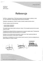 Referencja od firmy ALSTON Lutcza