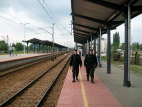 Ochrona mienia kolejowego - Portos Sawicki i Perz Sp.j. Warszawa