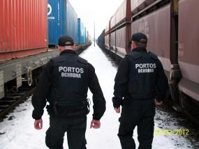 Ochrona składów kolejowych - Portos Sawicki i Perz Sp.j. Warszawa