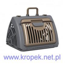 TRAVEL MASTER CARRIER - Transporter dla kota lub psa - Zoologiczny Sklep Internetowy KROPEK Łódź