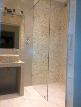 Kabina prysznicowa szklana - MG - SYSTEMY szklane, balustrady Kobylnica