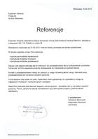 Referencja od firmy Expander Advisors