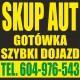 Skup aut dostawczych za gotówkę - AUTO-BART Skup aut za gotówkę Rumia