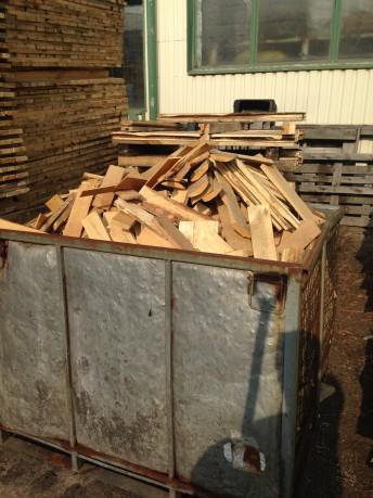 Drewno opałowe z bieszczad