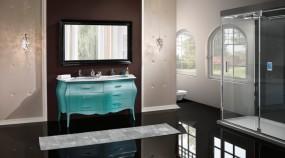 Duża komoda łazienkowa - GREEN VALLEY Radomsko