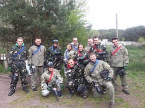 Organizacja imprez integracyjnych - Area 51 - Paintball Grodzisk Wielkopolski