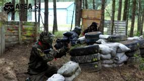Organizazja wieczorów kawalerskich - Area 51 - Paintball Grodzisk Wielkopolski