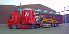 Transport międzynarodowy i krajowy firma transportowa przewóz rzeczy - Prezydent Polska Transport i Logistyka Lidzbark Warmiński