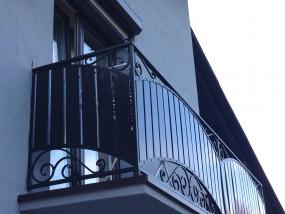 Sztachety balkonowe plastikowe