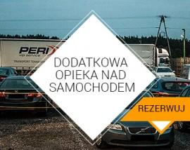Dodatkowa opieka nad samochodem do 8 dni - PERI Parking Pyrzowice Strzeżony 24h/7 Lotnisko Katowice Pyrzowice