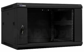 Wisząca Szafa Rack 19   6U 600mm - ALARM-TECH Systemy Zabezpieczeń S.C. Boleń