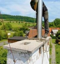 Montaż wkładów kominowych - Kom-Instal Zamość