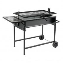 Otwarty grill węglowy duży regulowany ruszt 81x50cm - MAGNUM-PRO Częstochowa