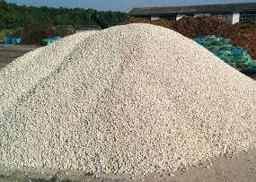 Kamień ozdobny biały grys - Eko-Torf Ludwin