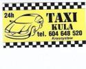 Taxi Kula - przewóz osób