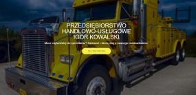 Prowadzimy skup ciągników siodłowych na terenie województw: dolnośląsk - PRZEDSIĘBIORSTWO HANDLOWO-USŁUGOWE IGOR KOWALSKI Płońsk