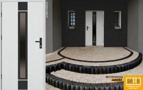 drzwi zewnętrzne - PAWBRAM Sp. z o. o. Lipsko